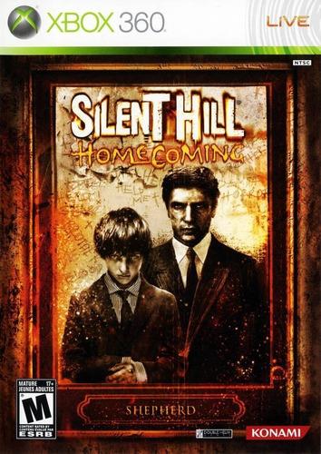 silent hill homecoming xbox 360 nuevo original - jxr
