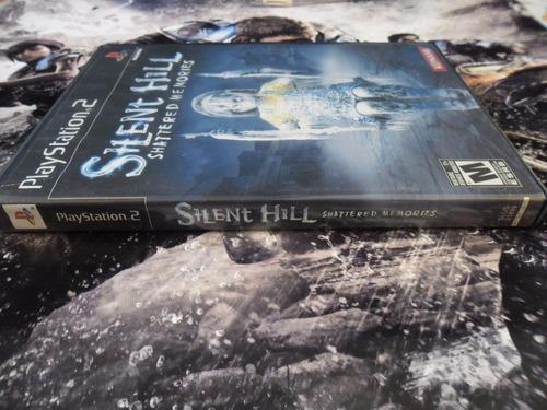 silent hill shattered memories