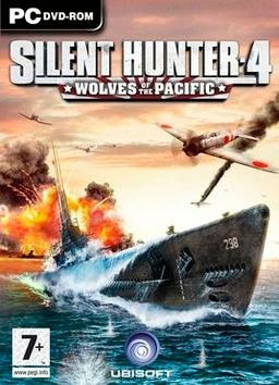 silent hunter 4 juego pc original fisico ubisoft dvd box