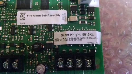 silent knight 5815xl intelliknight slc expander, 127 puntos