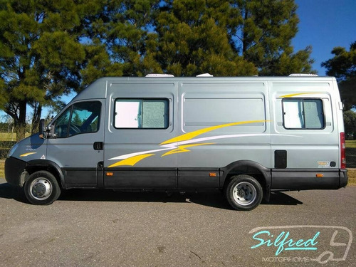 silfred motorhome --equipamiento iveco  55c16