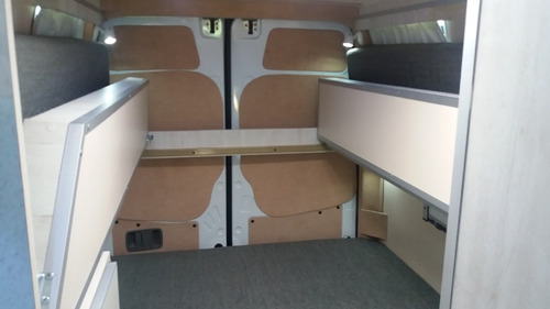 silfred motorhome --equipamiento sprinter 515 xl  linea 201