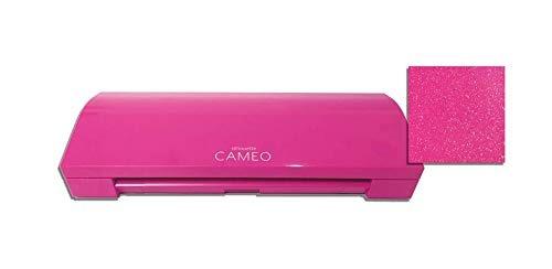 silhouette america cameo 3 pink edition con bluetooth, aut