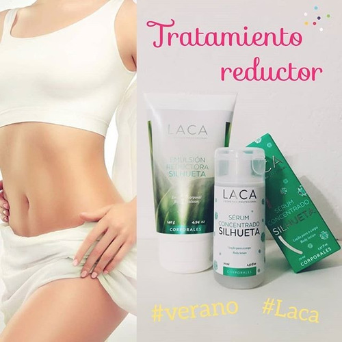 silhueta serum + emulsion intensivo progresivo laca