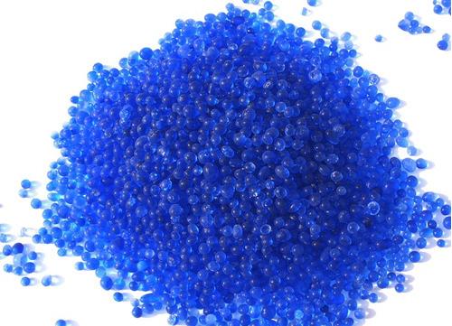 silica gel azul 250grs. control de humedad en el hogar.