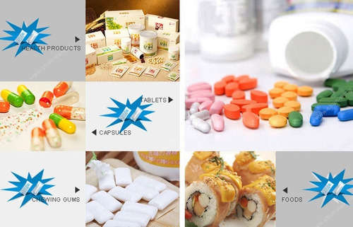 silica gel para medicina y alimentos 100 piezas de 1 gramo.
