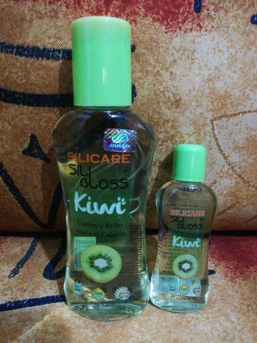 silica siligloss de silicare uva y kiwi, uso diario y viaje