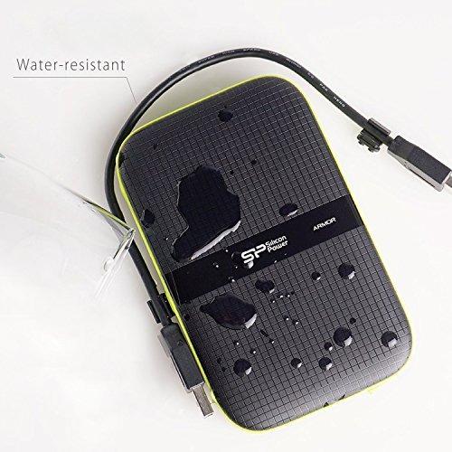 silicio energía 3 tb resistente portátil externo duro cond