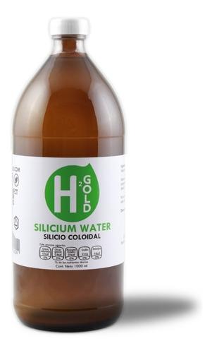 silicio orgánico coloidal 1 litro certificado
