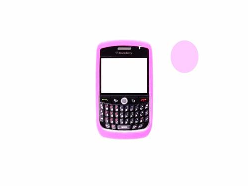 silicon blackberry 8300/9000 sencillo v/colores t/virtual