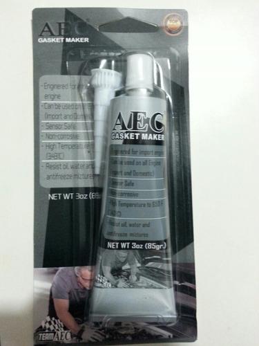 silicon gris mega grey (importado) alta temperatura