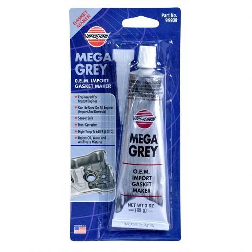 silicon gris mega grey  para altas temperaturas de motores
