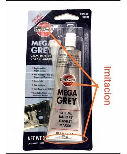 silicon gris megagrey orignal importado usa versachen