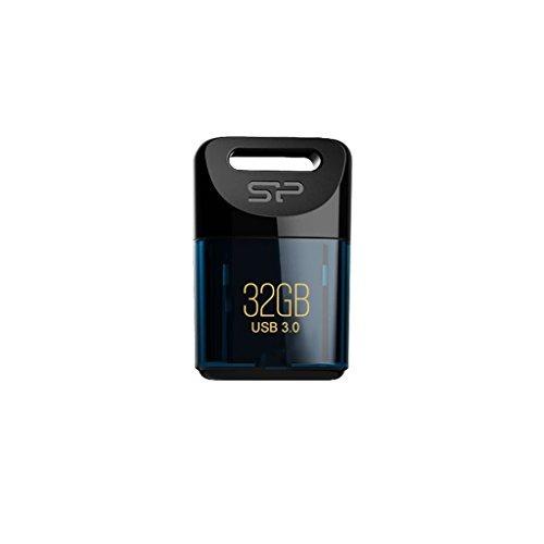 silicon power 32 gb usb 3.0 flash drive joya j06, deep blue