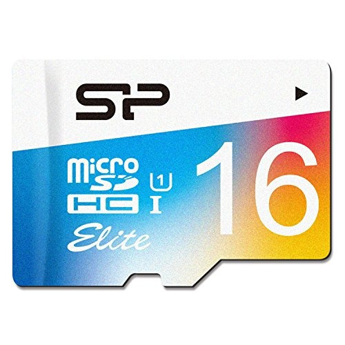 silicon power sp016gbsthbu1v20au 2pk 16gb elite microsdhc uh