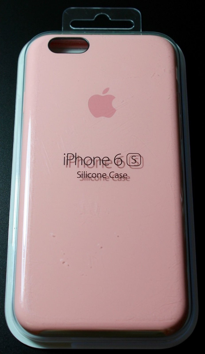 15f6a3a0e84 Silicona Case Original iPhone 6/6s Y 6s Plus Rosa - S/ 69,99 en ...