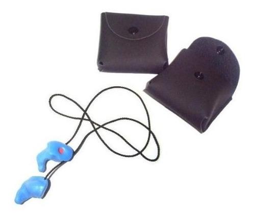 silicona egger protectores auditivos oidos porcion 10 pares