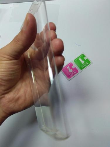 silicona estuche protector sony xperia l1