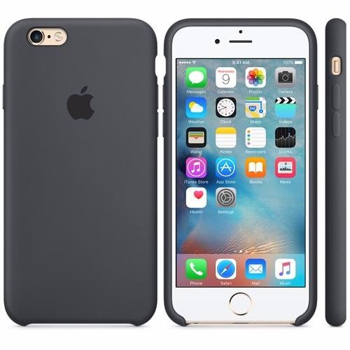 silicona iphone estuche