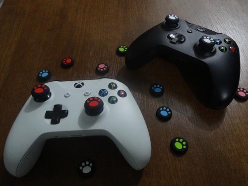 silicona para controles xbox,ps4,ps3, ps2 por pareja