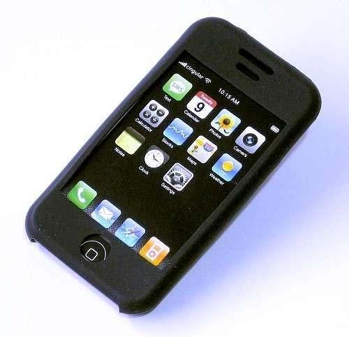 silicona para iphone