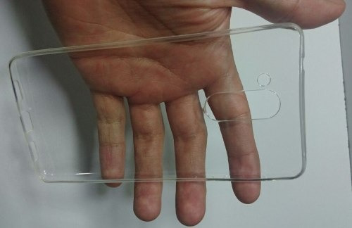 silicona protector huawei mate 9 lite slim silicona