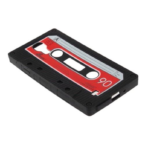 silicona protector retro cassette samsung galaxy s4 i9500