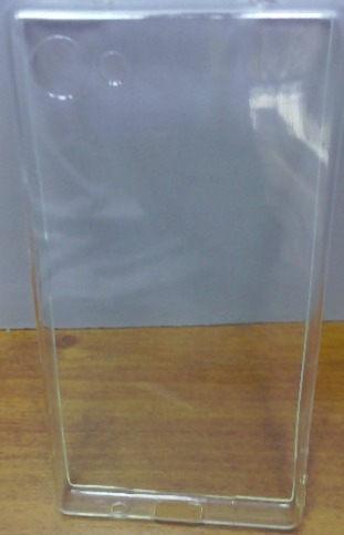 silicona protector ultra slim sony zperia z5 compact