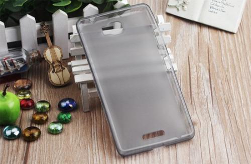 silicona  tpu de protector lenovo  s856