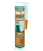silicone acético incolor 300 ml