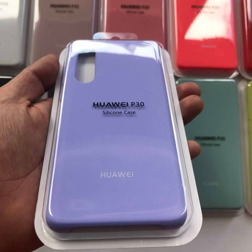 silicone case huawei p30