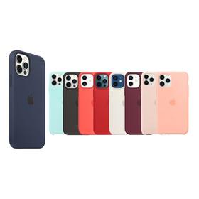 Silicone Case iPhone 12 / 12 Pro Sellada Silicona Protector