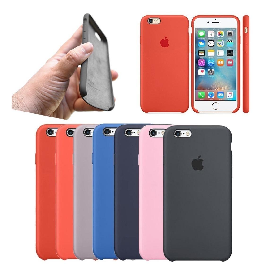 ff8d4cd63e1 Silicone Case iPhone 5s, Se, 6, 6s, 7, 8, Plus Apple - $ 22.990 en ...