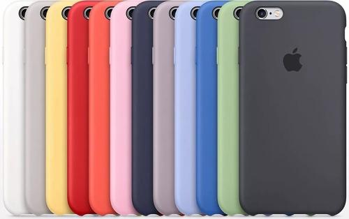 silicone case iphone 6 6s plus 7 7plus 8 8 plus xr xs xs max
