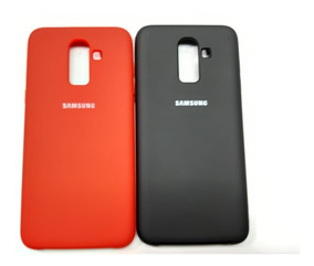 low priced 95f04 051cd Silicone Case Samsung J8