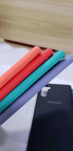 silicone case samsung note10 / note10+