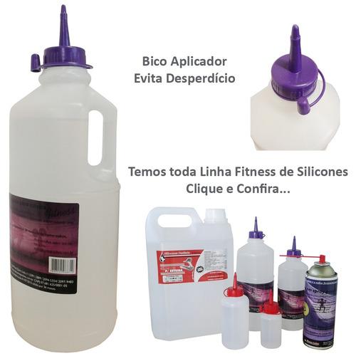 silicone líquido para esteira (1 lt) (densidade 200)