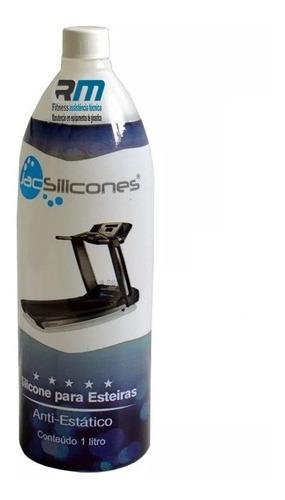 silicone lubrificante esteiras elétrica jac 1 litro + frasco
