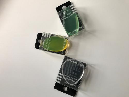 silisponge esponja silicona maquillaje sephora original nuev