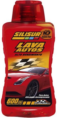 silisur lava autos alto rendimiento 600cc pack12u.