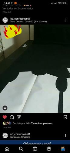 silk screen - facção - corte/costura em geral - rápido