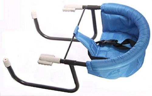 silla aerea plegable para bebé sillbeb super segura! envíos