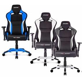 Silla Gaming Chair Grey Akracing White Blue Prox OlZiuwPkXT