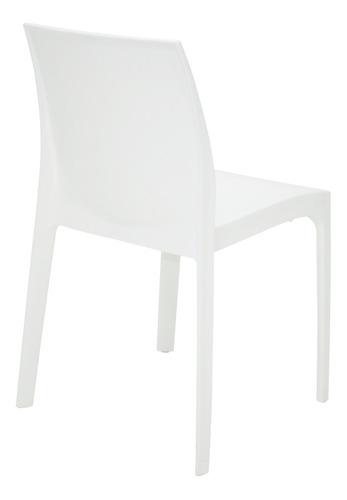 silla alice blanca tramontina