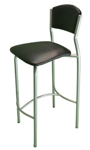 silla alta firenze con respaldo tapizado