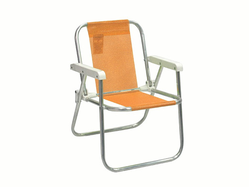 silla aluminio infantil plegable de playa disershop