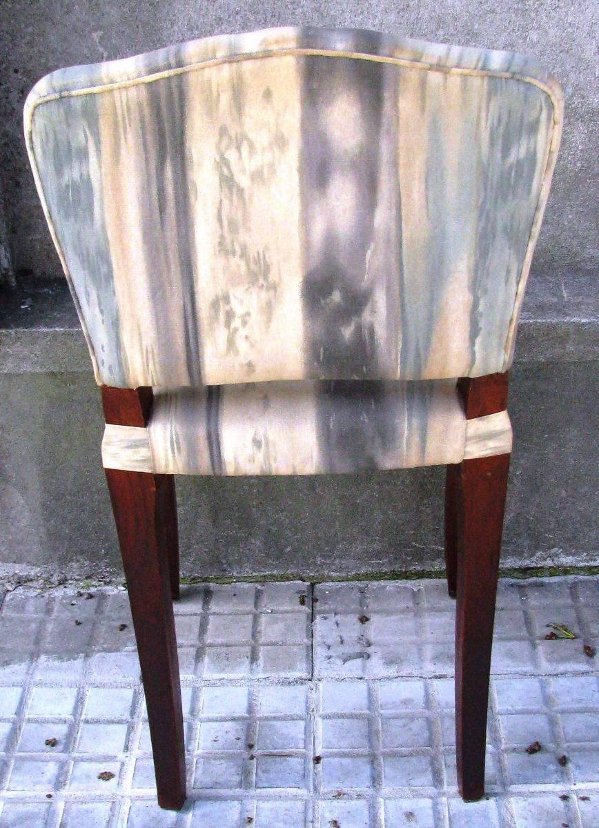Silla antigua estilo frances para dormitorio o toilette - Estilos de sillas antiguas ...