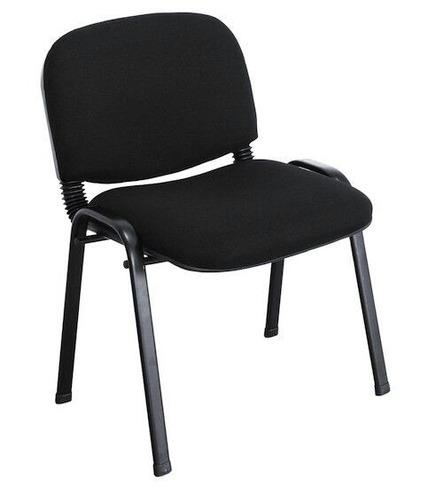 silla apilable en tela y caño - ideal oficinas - oferta