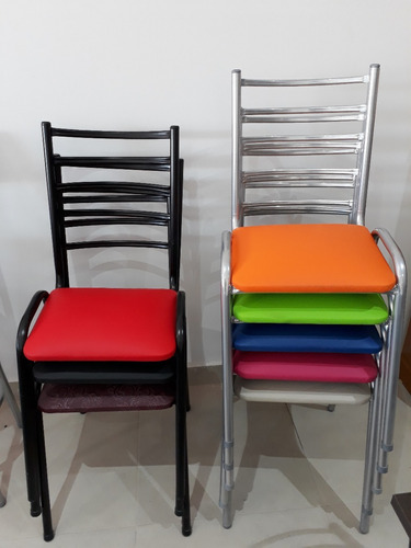 silla apilable,ideal bares y comedor salta