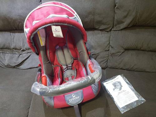 silla asiento canasta porta bebe mecedora auto paseo envio g